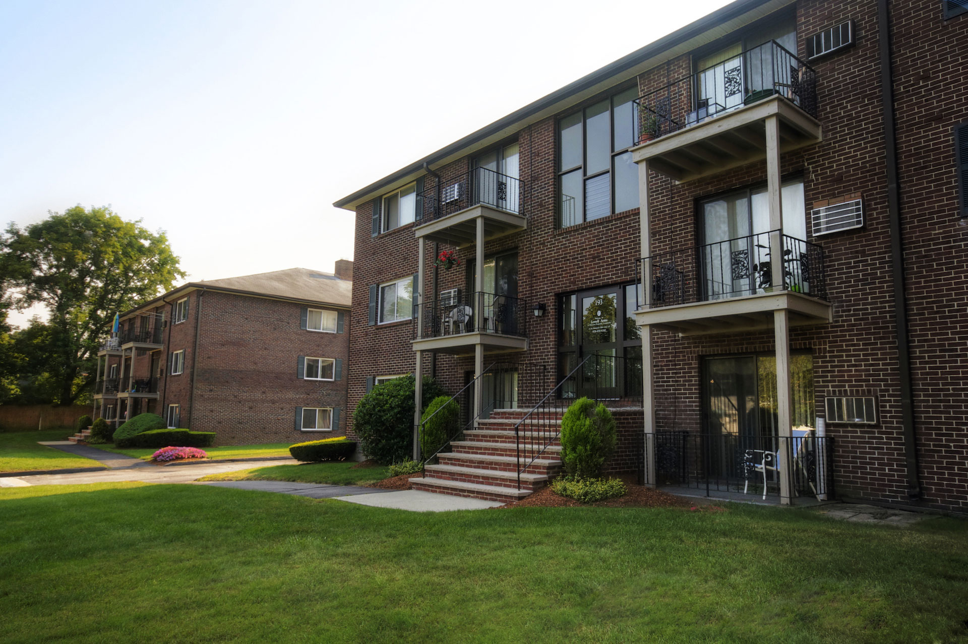 Lowell Arms Apartments Princeton Properties